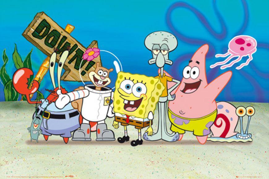 Belajar dari Film SpongeBob Squarepants