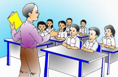 Perbincangan Guru dan Murid