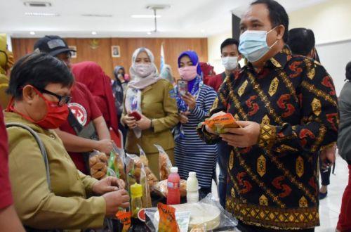 2020 Dibangun Sentra UMKM di Pangandaran, Efektifkah?
