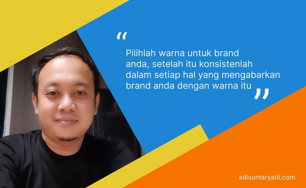 Pentingnya Warna untuk Brand Sebuah Bisnis