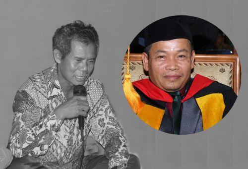 Prof Turmudi, Ada Salam dari Bapak