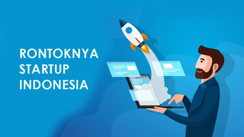 Rontoknya Startup Indonesia, Mungkinah Terjadi?