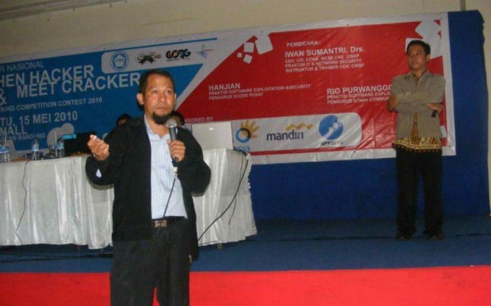 Selamat Jalan Pa Iwan Sumantri, Terima Kasih untuk Semua Jasamu untuk IT Indonesia