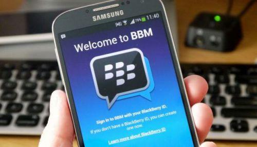 Selamat Tinggal BlackBerry Messenger, Selamat Datang BBMe