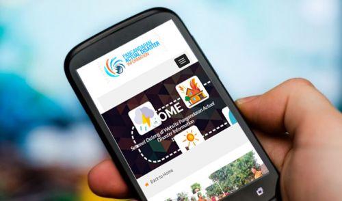 Website Pangandaran Actual Disaster Information, Jadi Solusikah Perangi Hoax?