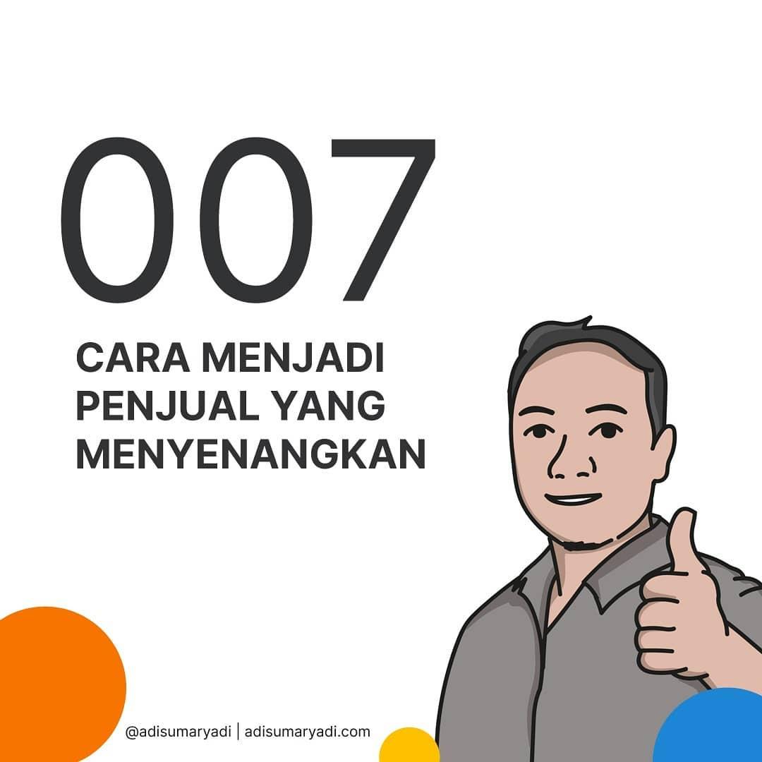 Jadi penjual yang menyenangkan pasti berimbas ke bisnis anda. . @umkm.indonesia.id @sahabat_umkm @kendaripreneur @umkmhunt @umkmkabbandung @sahabatumkm.krw @sahabatumkmjakarta @umkm_kbb . #entrepreneur #wirausaha #tips #tipsjualan #marketing #bisnis #bisnisonline #umkm #umkmindonesia #umkmnaikelas