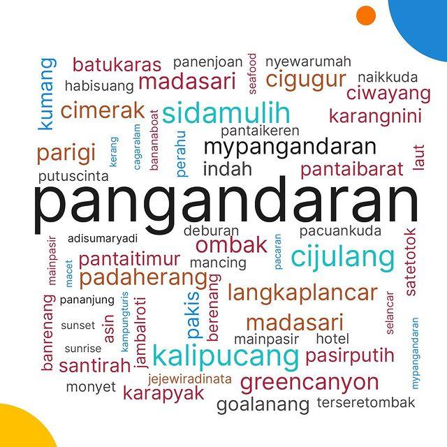 Apa yang diingat tentang Pangandaran? boleh mention salah satu yang ada digambar, dan ceritakan apa yang membuat kamu begitu berkesan? . #pangandaran #mypangandaran #pantaipangandaran