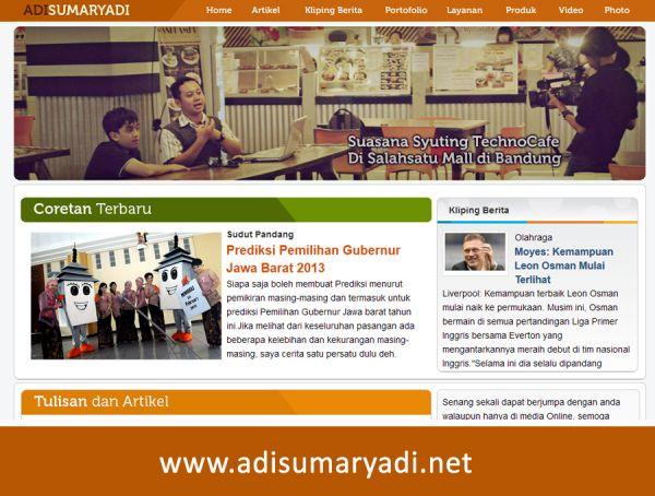 Adi Sumaryadi Media Online
