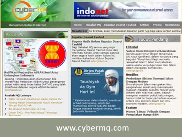 CyberMQ.com  Portal Islami