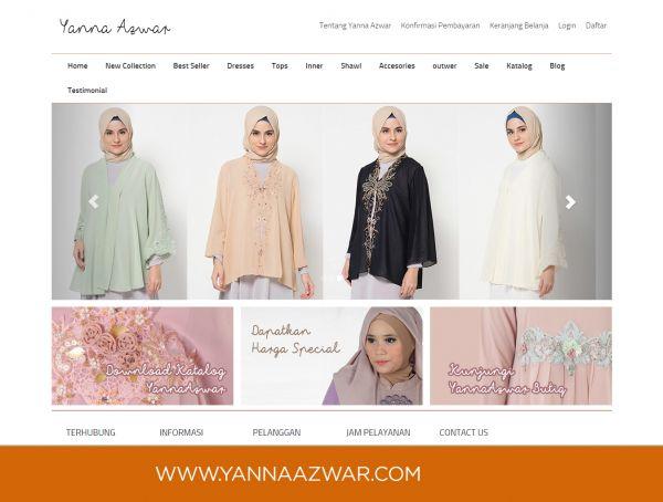 Online Store Yanna Azwar