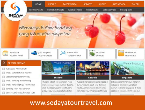 Sedaya Tour and Travel Bandung