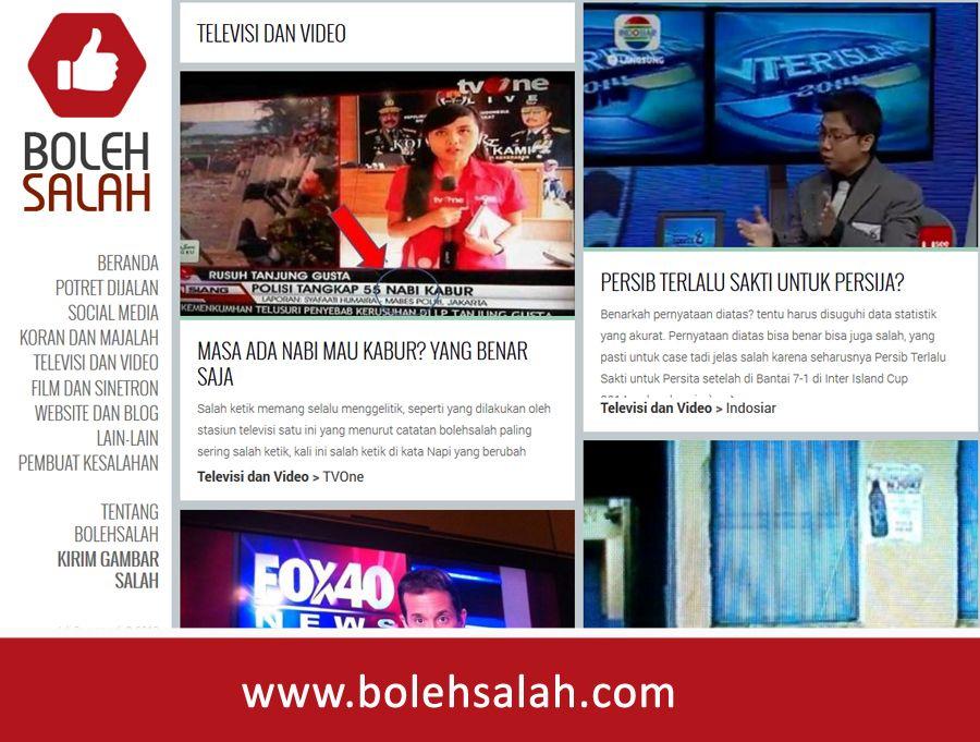Website BolehSalah.com