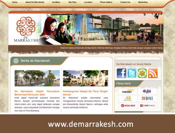 Website Demarrakesh