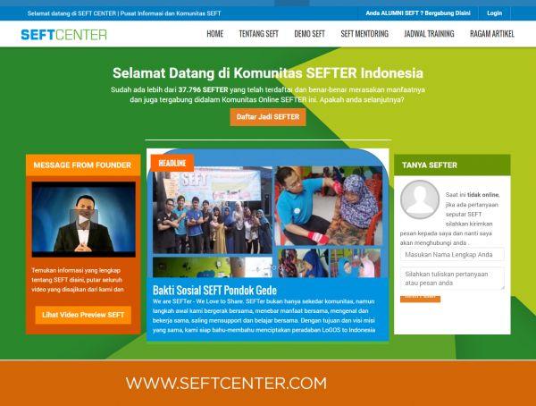 Website Komunitas SEFTer