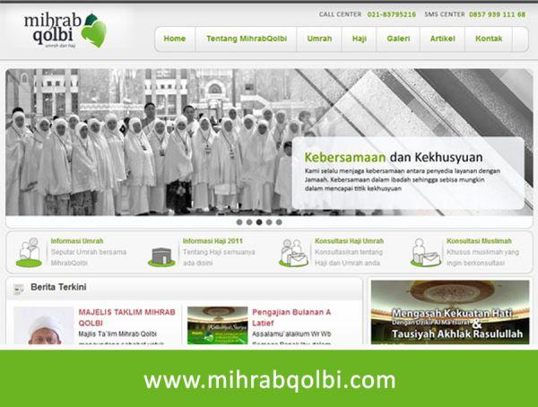 Website Mihrabqolbi