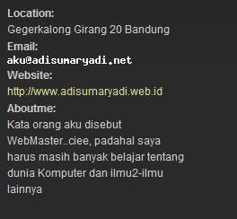 Menampilkan Halaman Email dalam Format Image dengan GD2 Librari dan PHP