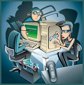 Mengenal Istilah Hacker Versus Cracker