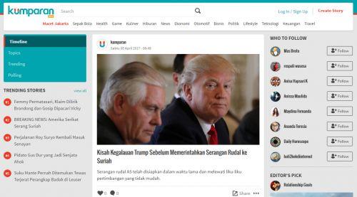 Kumparan.com, Situs Berita Rasa Sosial Media