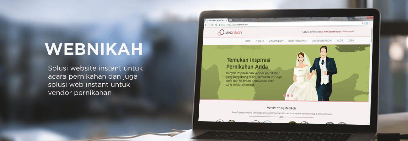 WebNikah - Website Pernikahan dan Website Vendor Pernikahan